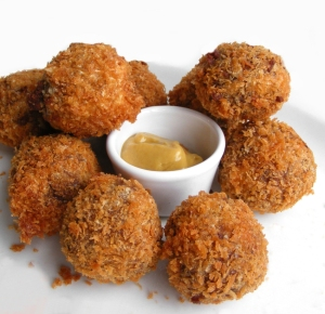 Dutch 'bitterballen'