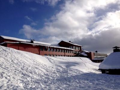 Høgfjellshotell